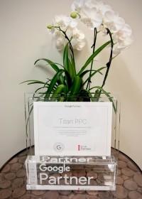 Titan PPC Named Premier Google Partner